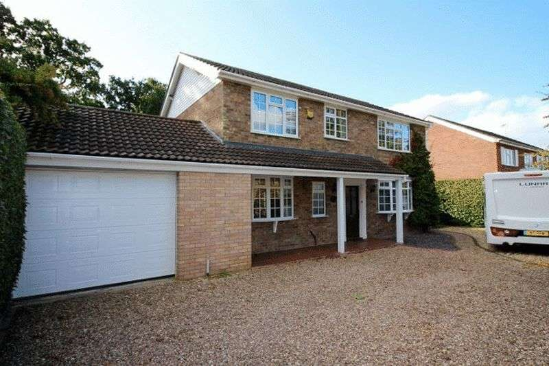 4 Bedrooms Detached House for sale in Woodland Drive, Woodhall Spa