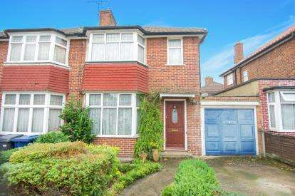 3 Bedrooms Semi Detached House for sale in New Way Road, Colindale, London, United Kingdom
