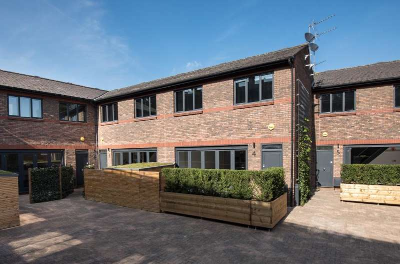 2 Bedrooms House for sale in Parkside, Ravenscourt Park W6
