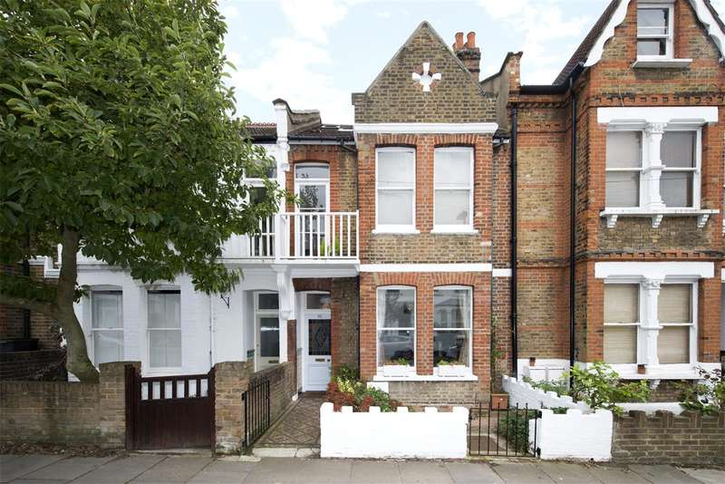 6 Bedrooms Terraced House for sale in Durham Road, East Finchley, London, N2