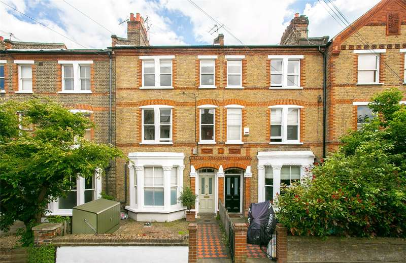 5 Bedrooms Terraced House for sale in Lydon Road, London, SW4