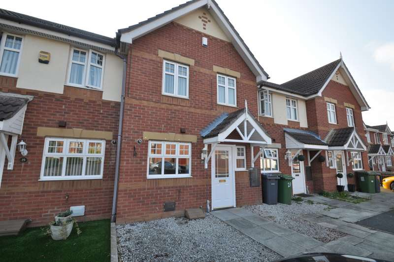 3 Bedrooms House for sale in Dorchester Park, Prenton