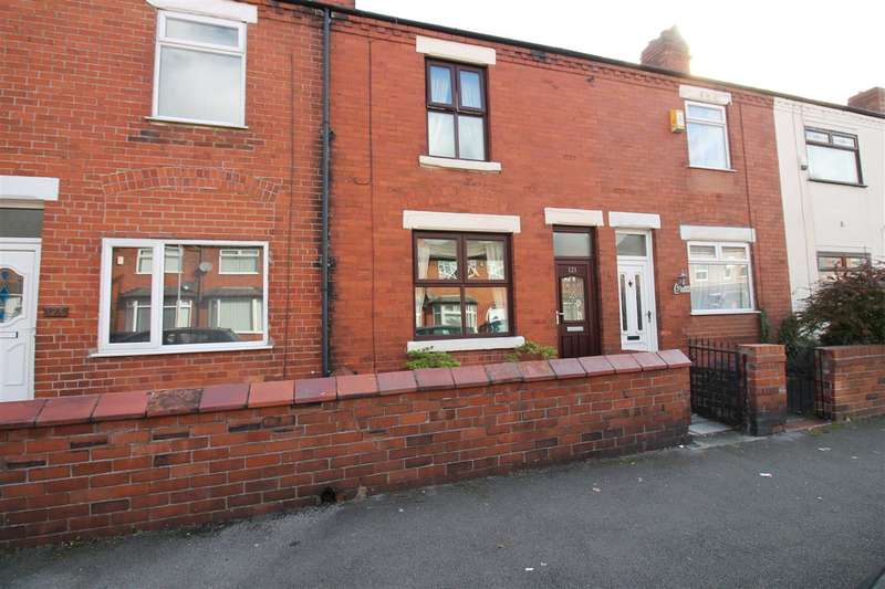 2 Bedrooms Terraced House for sale in Willis Street, Warrington