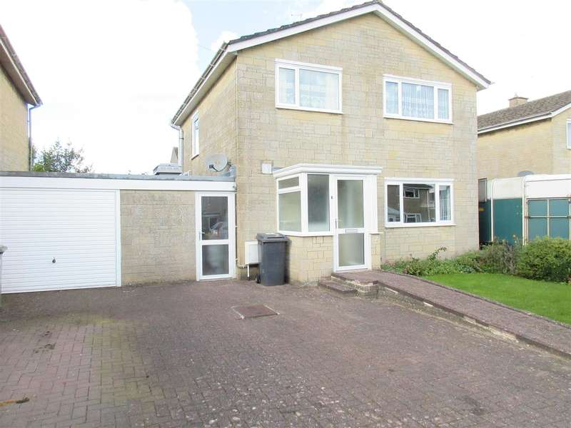 4 Bedrooms Detached House for sale in Fairfield Close, Marshfield