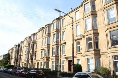 2 Bedrooms Flat for sale in Deanston Drive, Shawlands