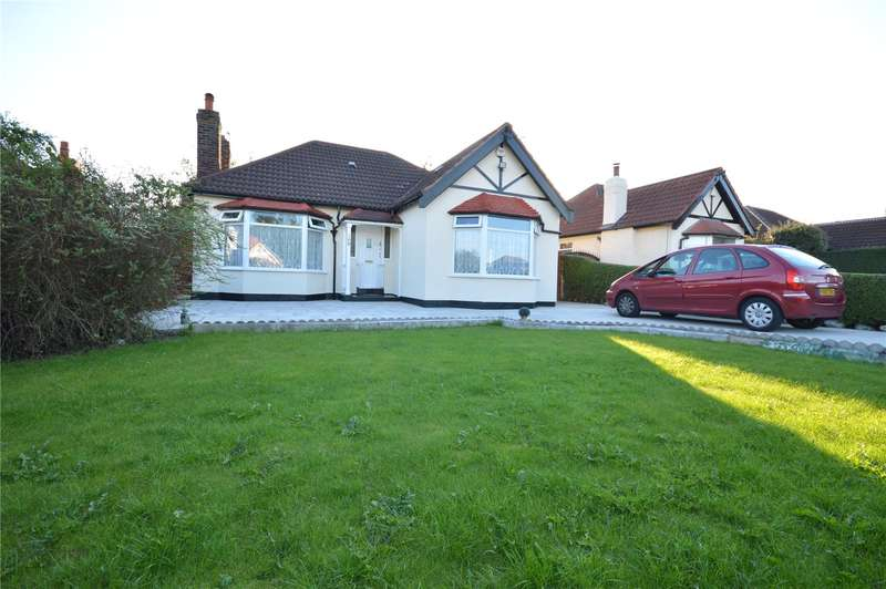3 Bedrooms Detached Bungalow for sale in Higher Road, Halewood, Liverpool, L26