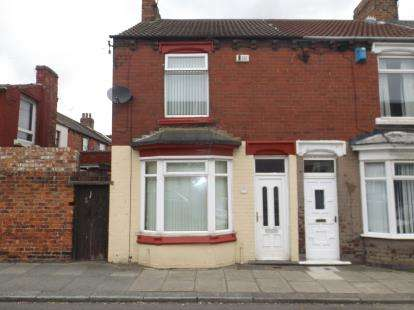 3 Bedrooms End Of Terrace House for sale in Beaumont Road, Middlesbrough, .