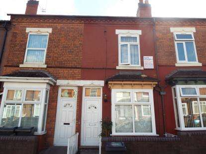 3 Bedrooms Terraced House for sale in Malmesbury Road, Birmingham, West Midlands, Na