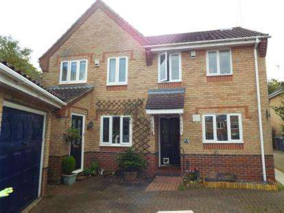 3 Bedrooms Semi Detached House for sale in Haverhill, Suffolk