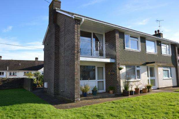 1 Bedroom Flat for sale in Moor Lane Close, Torquay, Devon