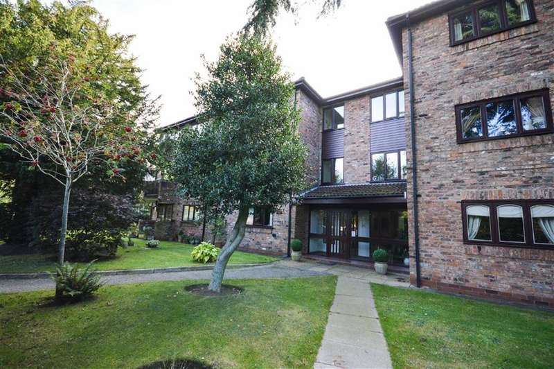 2 Bedrooms Flat for sale in Manor Lodge, Park Road, Cheadle Hulme, Cheadle