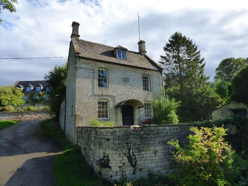 3 Bedrooms Detached House for sale in Aldsworth, Cheltenham, Gloucestershire