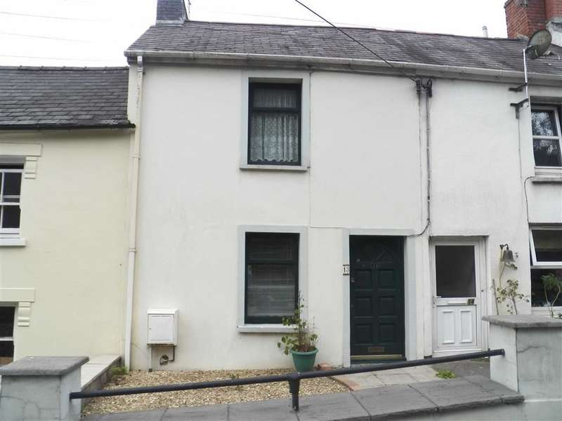 2 Bedrooms Property for sale in Castle Street, CARDIGAN