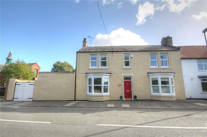 3 Bedrooms End Of Terrace House for sale in North Terrace, Aycliffe Village, County Durham, DL5