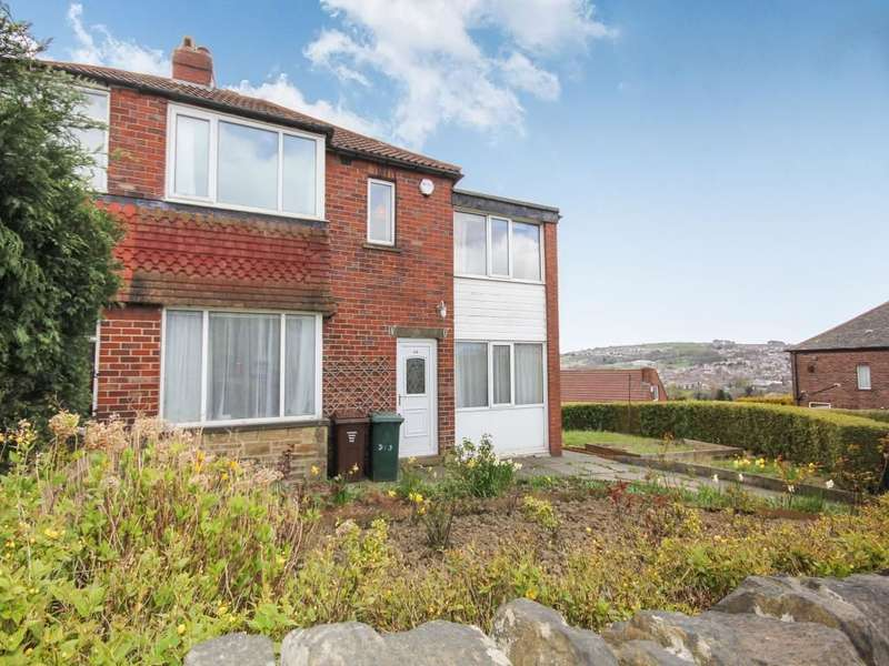 5 Bedrooms Semi Detached House for sale in Park Lane, Keighley, BD21