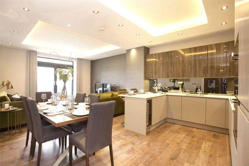 2 Bedrooms Flat for sale in Muswell Hill, Muswell Hill, London, N10