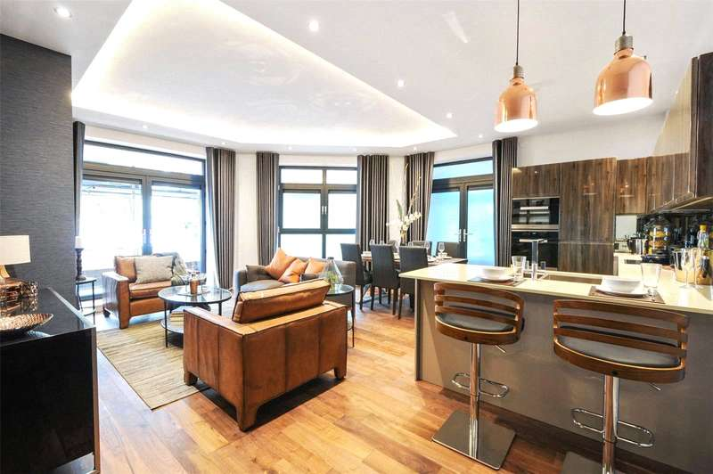 2 Bedrooms Flat for sale in Muswell Hill, London, N10