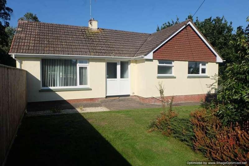 2 Bedrooms Detached Bungalow for sale in Chilpark, Fremington
