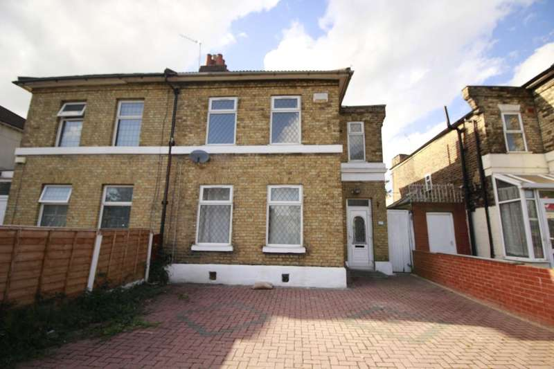 3 Bedrooms Semi Detached House for sale in Forest Lane, London, E7