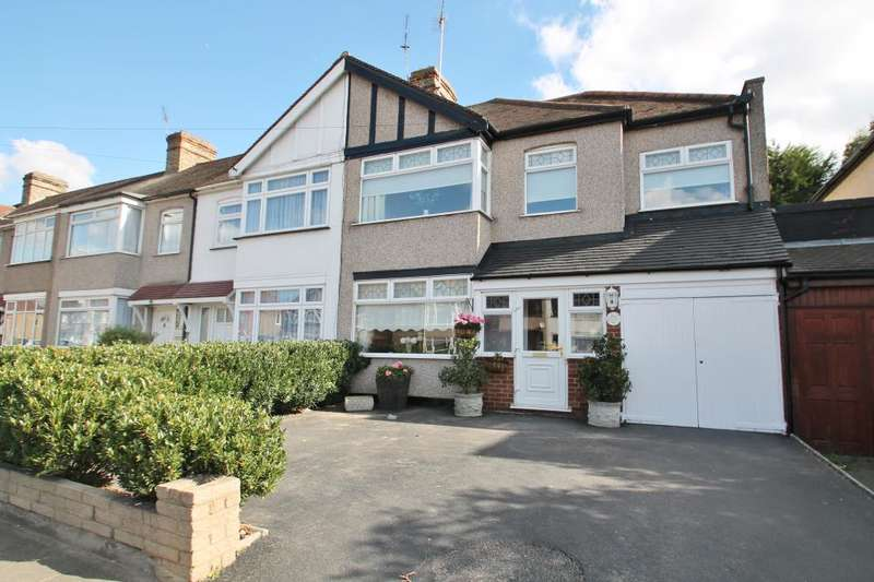 4 Bedrooms End Of Terrace House for sale in CRAVEN GARDENS, BARKINGSIDE