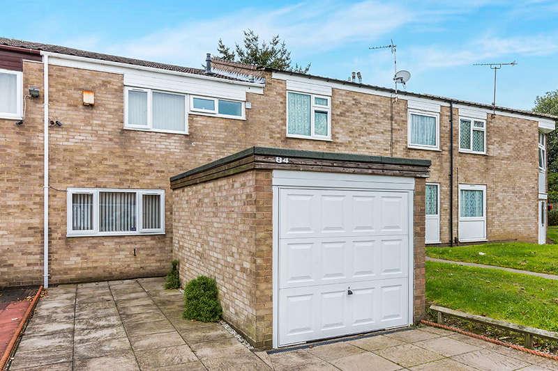 3 Bedrooms Property for sale in Ox Leasow, Woodgate Valley, Birmingham, B32