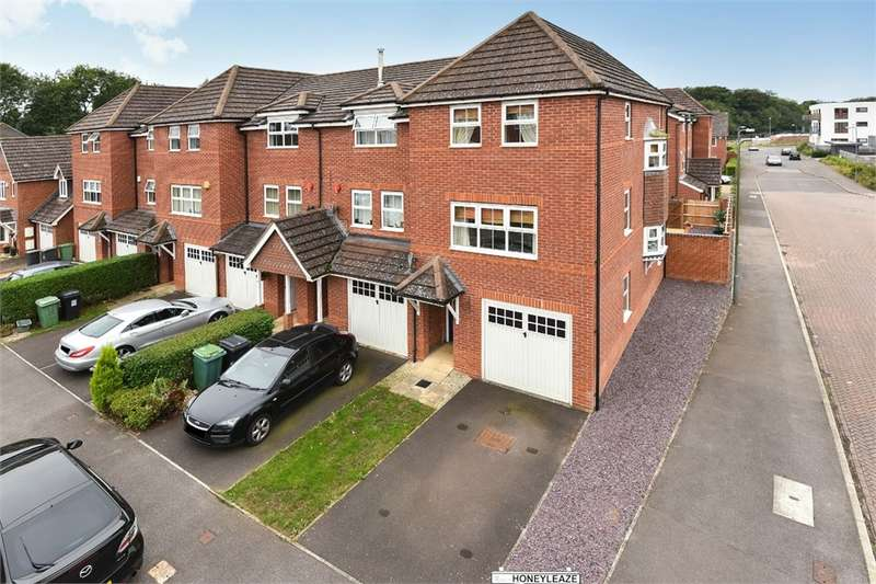 3 Bedrooms End Of Terrace House for sale in Beggarwood, BASINGSTOKE