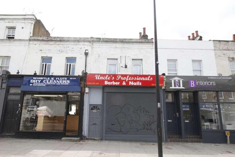 2 Bedrooms Flat for sale in New Cross Road, New Cross, London, SE14