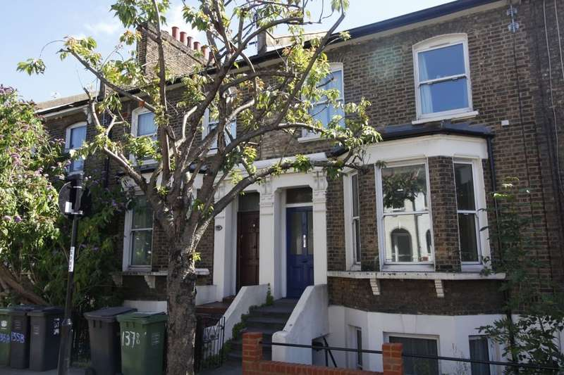 3 Bedrooms Flat for sale in Shardeloes Road, Brockley, London, SE14