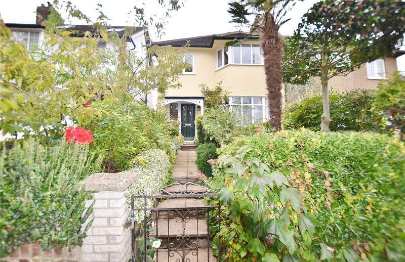 3 Bedrooms Semi Detached House for sale in Leicester Road, Barnet, Hertfordshire, EN5