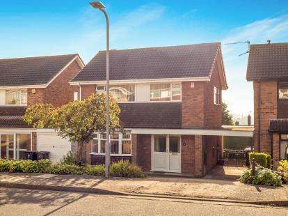 3 Bedrooms Detached House for sale in Bolton Avenue, Beeston, Nottingham, .