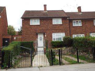 3 Bedrooms End Of Terrace House for sale in Pirbright Crescent, New Addington, Croydon