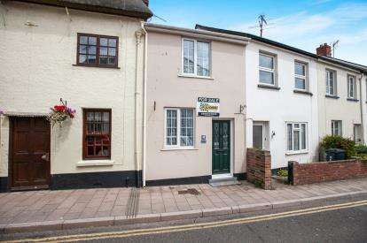 1 Bedroom Terraced House for sale in Sidmouth, Devon