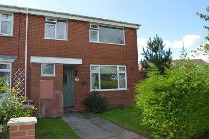 3 Bedrooms Semi Detached House for sale in Ploughmans Walk, Off Meadowbrook Road, Lichfield, Staffordshire