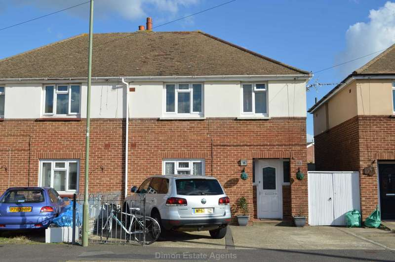 3 Bedrooms Semi Detached House for sale in Goodwood Road, Elson