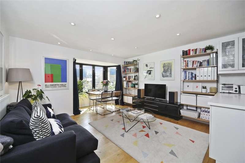 1 Bedroom Maisonette Flat for sale in Hargrave Park, London, N19