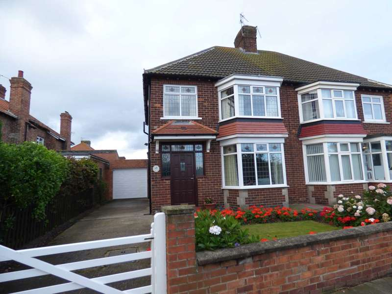 3 Bedrooms Semi Detached House for sale in Windy Hill Lane, Marske By The Sea