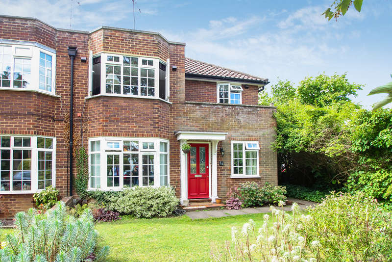 2 Bedrooms Maisonette Flat for sale in Ditton Hill Road, Long Ditton