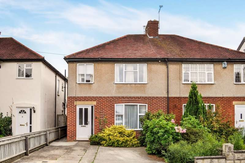 3 Bedrooms Semi Detached House for sale in Cavendish Road, Sunnymead