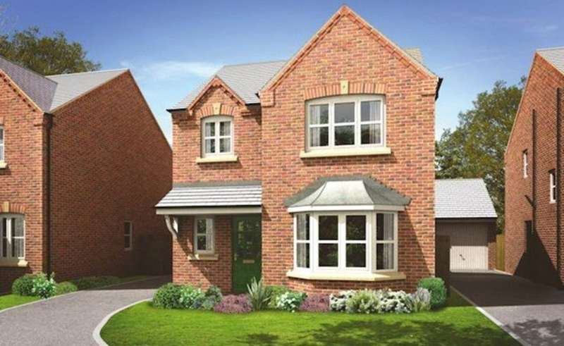 3 Bedrooms Detached House for sale in 'The Dunham 2' at The Forge, Brades Rise, Oldbury, B69
