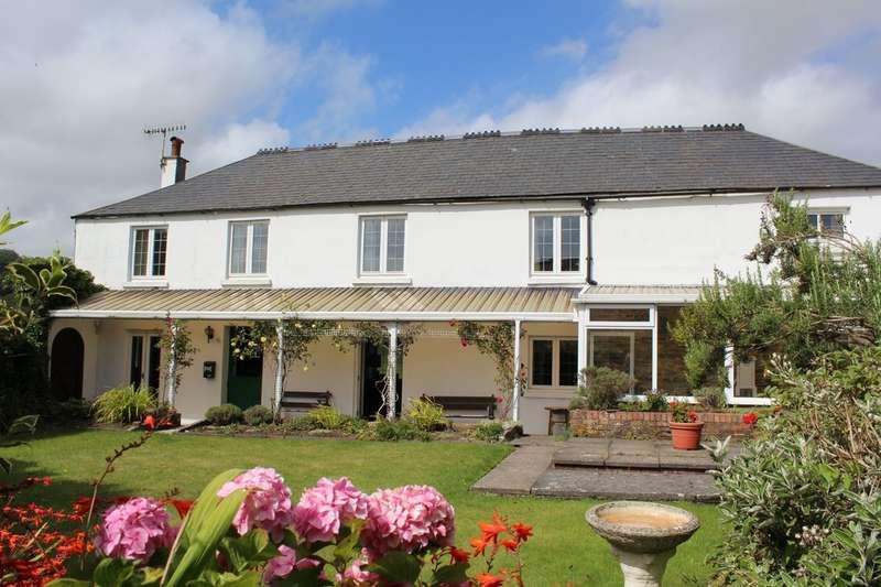 3 Bedrooms Detached House for sale in Frogmore, Kingsbridge