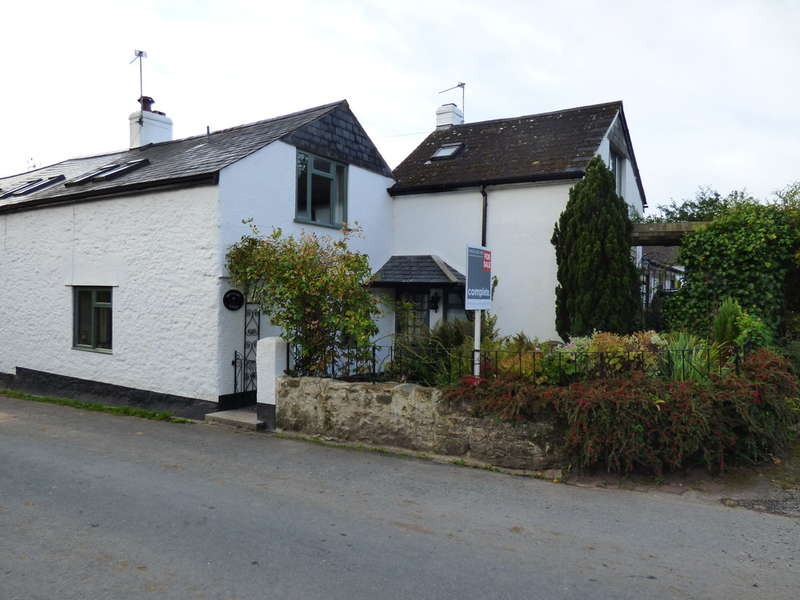 4 Bedrooms Cottage House for sale in Wheelwrights Cottage, Bickington