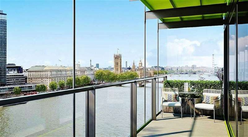 3 Bedrooms Property for sale in Merano Residences, South Bank, London