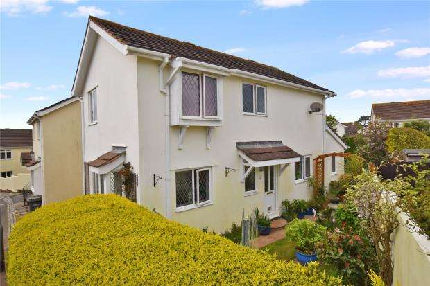 3 Bedrooms Detached House for sale in Hound Tor Close, Hookhills, Paignton, Devon