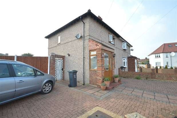 2 Bedrooms House for sale in Central Park Avenue, Dagenham