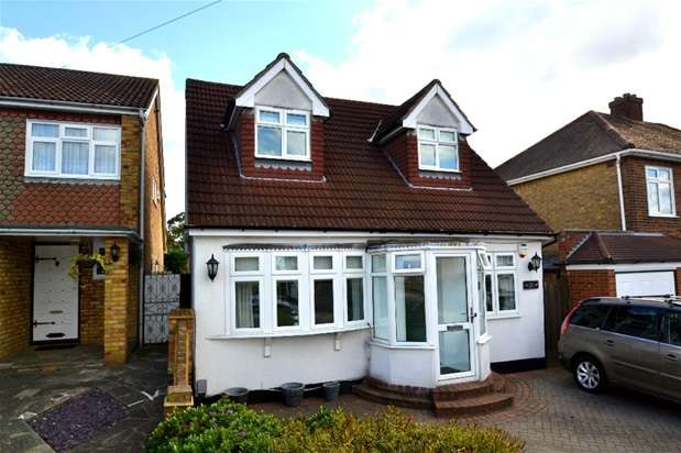 4 Bedrooms Detached House for sale in Mount Pleasant Road, Collier Row