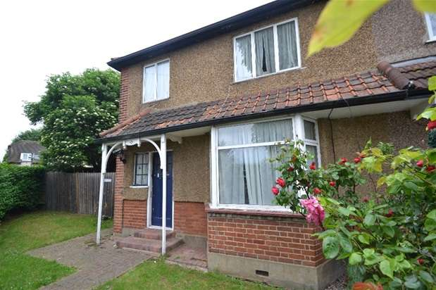 3 Bedrooms End Of Terrace House for sale in Mawney Road, Romford