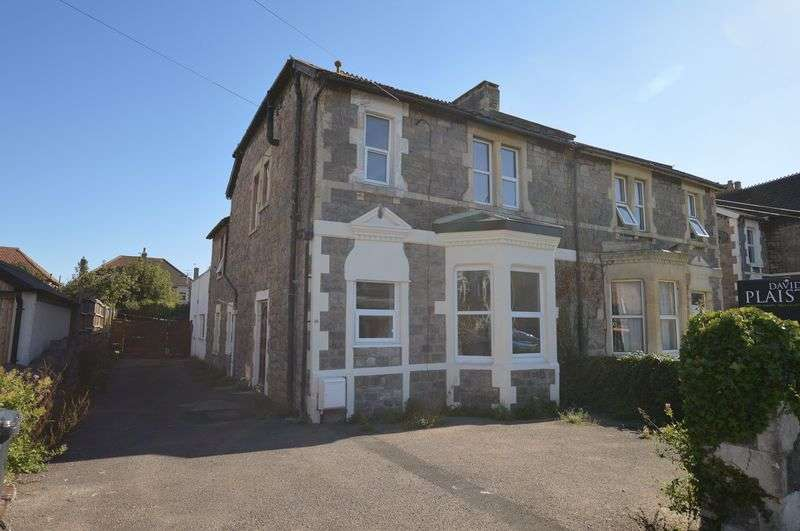 1 Bedroom Flat for sale in Ashcombe Road, Weston-Super-Mare