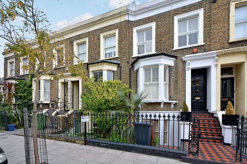 1 Bedroom Flat for sale in Valentine Road, London E9