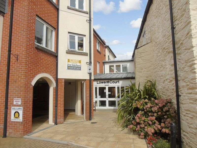 1 Bedroom Retirement Property for sale in Lowen Court, Truro, TR1 2GA