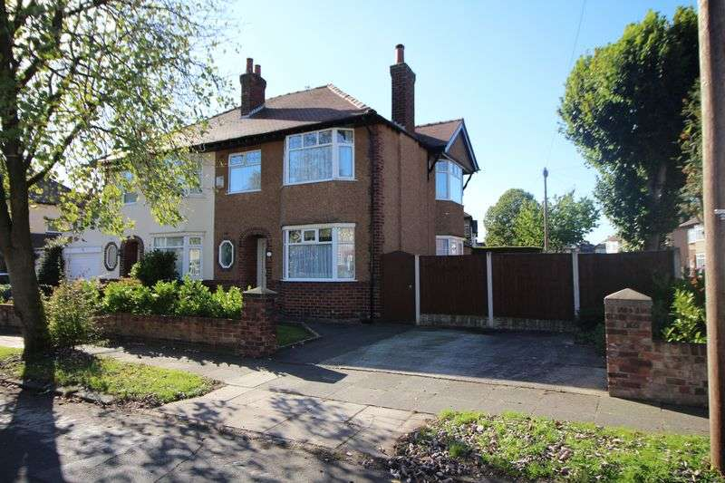3 Bedrooms Semi Detached House for sale in Pine Avenue, Bebington